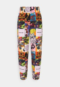 NEW girl ORDER - COLLAGE - Pantalon de survêtement - multi - 0