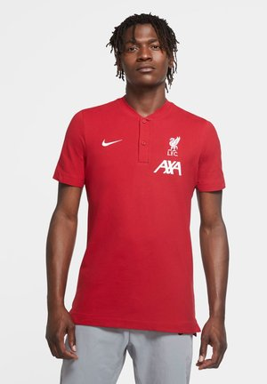 FC LIVERPOOL MODERN AUTHENTIC  - Club wear - gym red / white