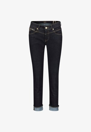 RICH SLIM - Straight leg jeans - darkblue