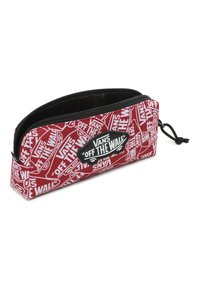 Vans - Pencil case - white-chili pepper
