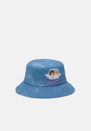 ACID WASH ANGELS BUCKET HAT UNISEX - Kapelusz - blue