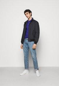Polo Ralph Lauren - SLIM FIT SOFT COTTON POLO SHIRT - Polo shirt - bright navy - 1