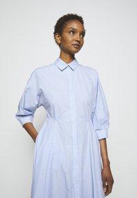 MAX&Co. - CARLO - Shirt dress - light blue - 3