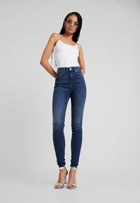 Noisy May - Jeans Skinny Fit - medium blue denim - 1