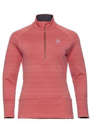 SILVRETTA - Fleece jumper - rose (323)