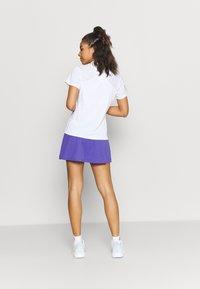 adidas Performance - CLUB SKIRT - Sports skirt - purple/white - 3