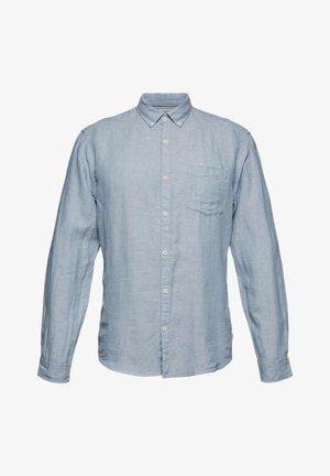 Shirt - grey blue