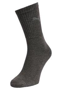 Puma - SPORT 6 PACK UNISEX - Sports socks - green/grey - 2