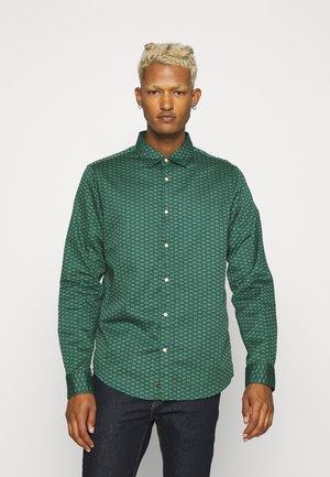 ALL OVER PRINTED SHIRT - Shirt - dark green