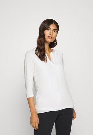 3/4 ARM - Bluse - white