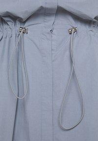 esmé studios - VIVIAN MIDI DRESS - Shirt dress - tradewinds - 2