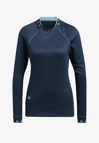 adidas Performance - Sweatshirt - blue - 5