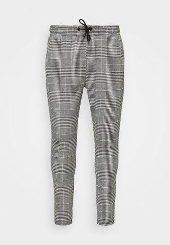 DART TROUSER - Trousers - grey