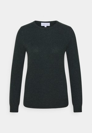 BASIC - Jersey de punto - dark green