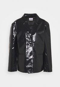 Weekday - ZANA SHORT JACKET - Light jacket - black - 4