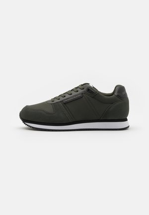 RUNNER LACEUP - Trainers - dark olive