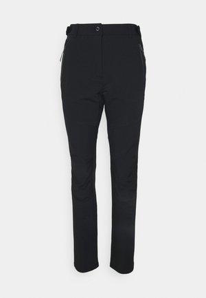 BRENNA - Pantaloni outdoor - black