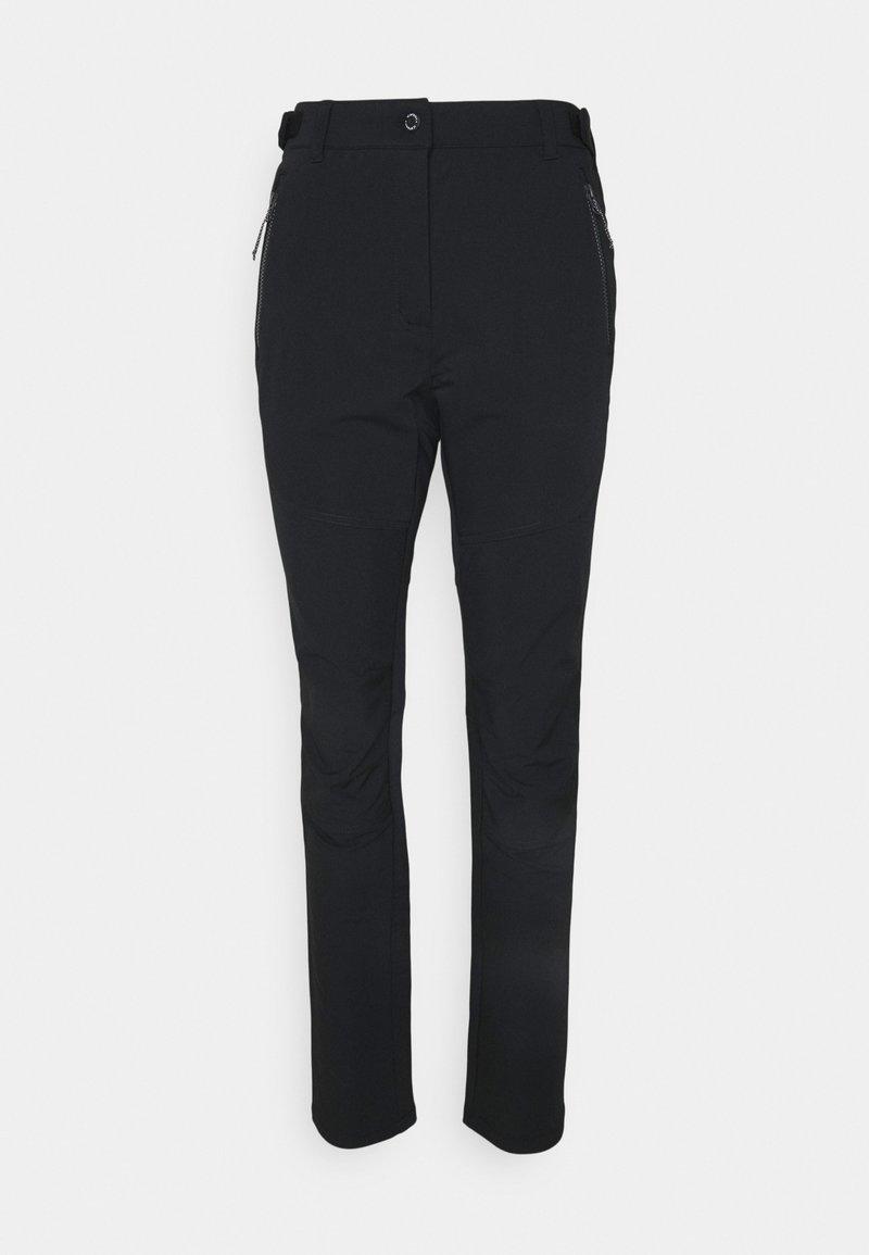 Icepeak - BRENNA - Outdoor trousers - black