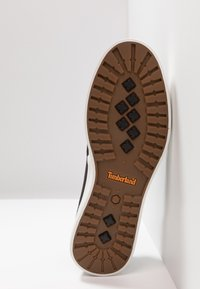 Timberland - UNION WHARF - Sneakersy niskie - black - 4