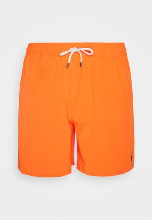TRAVELER SWIM - Swimming shorts - saling orange