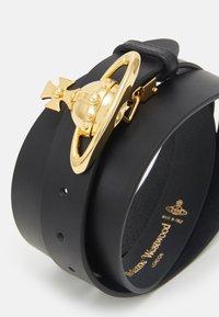 Vivienne Westwood - BELTS BUCKLE BELT - Belt - black - 3