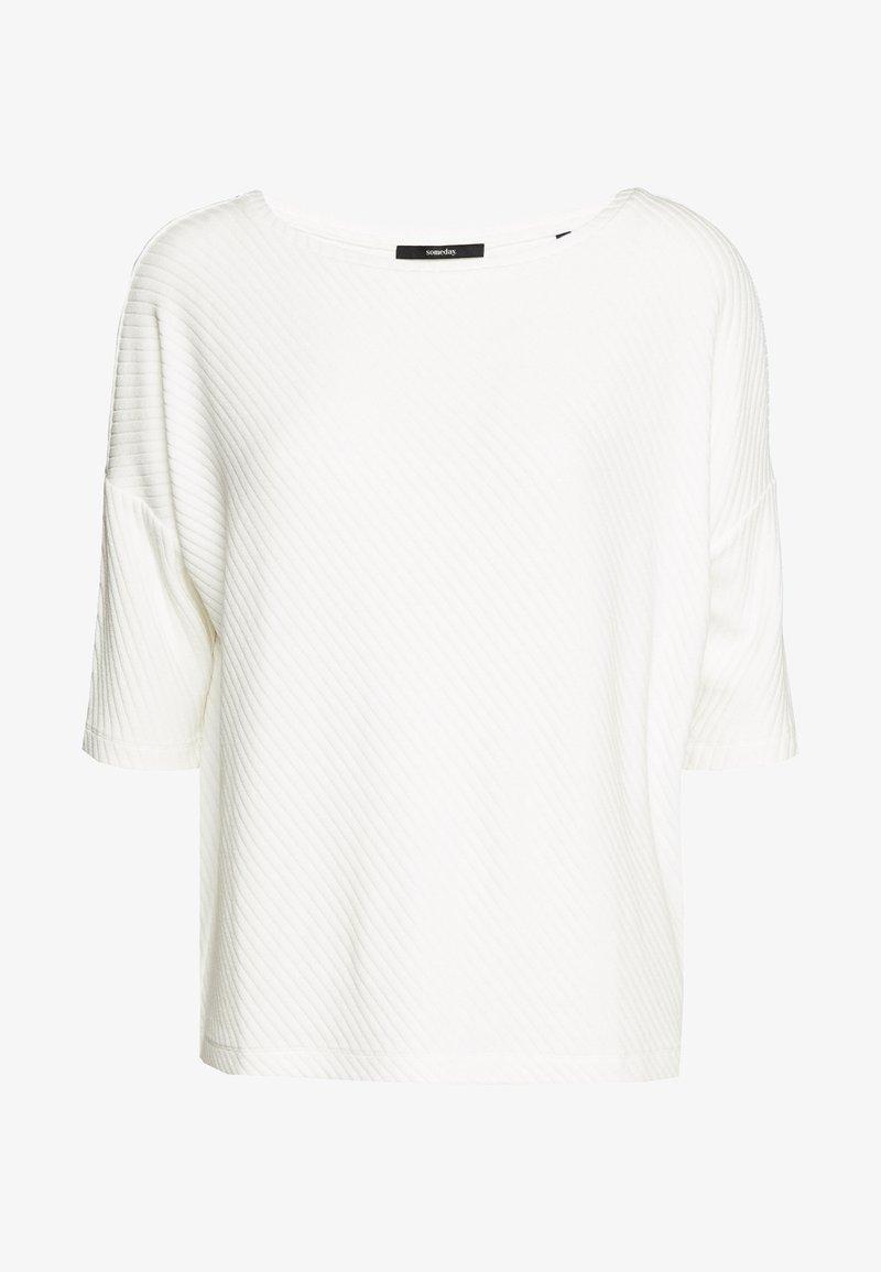 someday. - KERENA - Print T-shirt - milk
