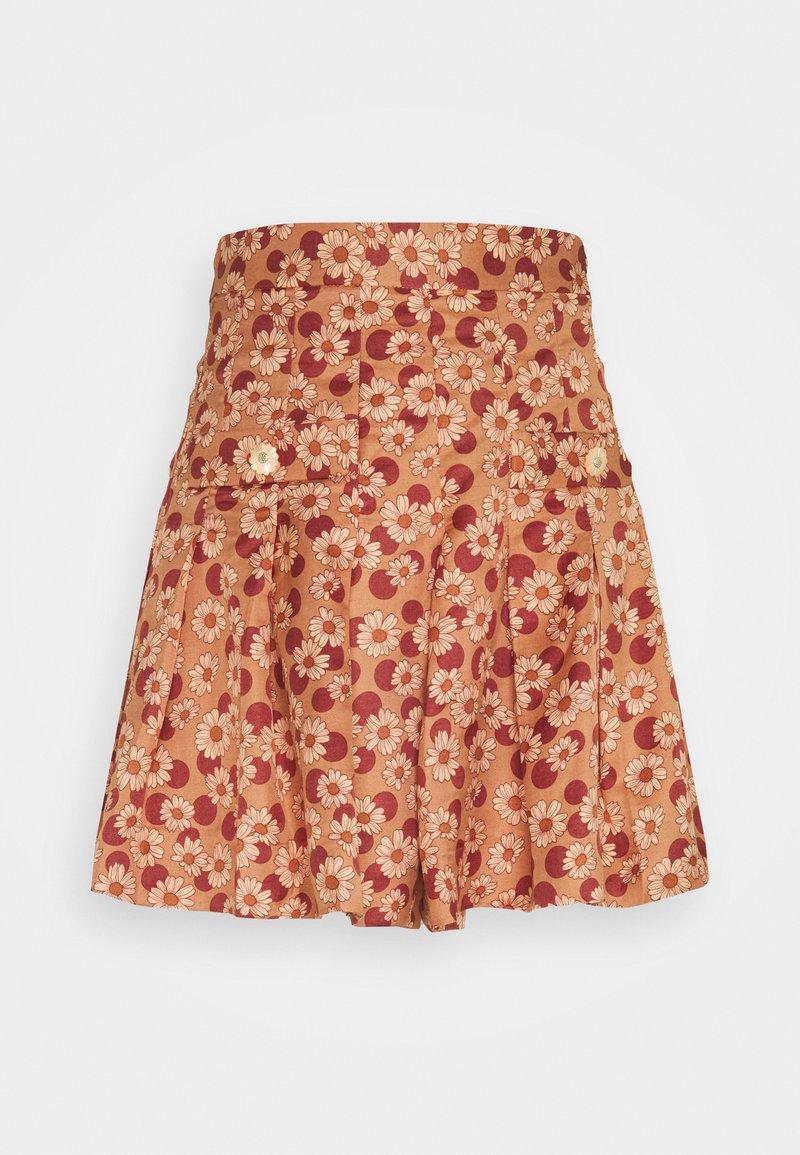 sandro - Shorts - marron