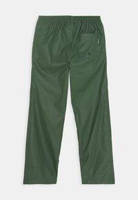 Gosoaky - HIDDEN DRAGON UNISEX - Pantalones impermeables - green forest - 1