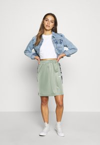 Fila Petite - TARALASKIRT - Mini skirt - sea spray - 1