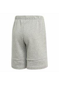 adidas Performance - BADGE OF SPORT SHORTS - Sports shorts - grey - 1