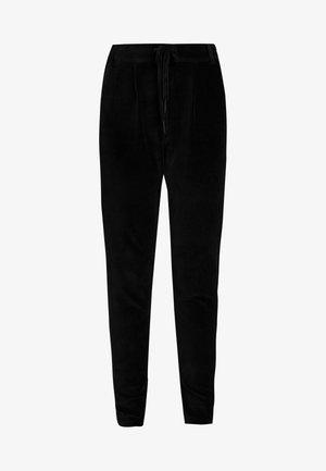 ONLPOPTRASH PING PONG  PANTS - Trousers - black