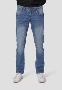 Pre End - Jeans straight leg - soft blue wash - 0