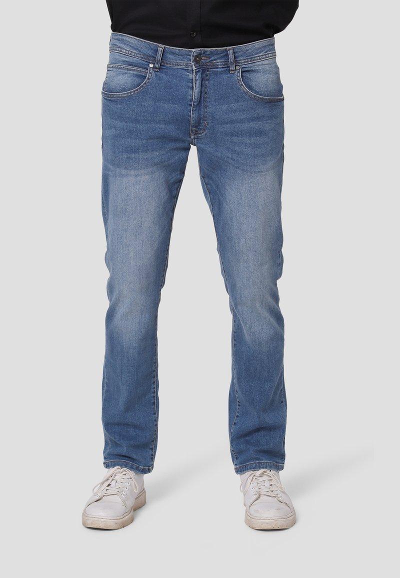 Pre End - Jeans straight leg - soft blue wash