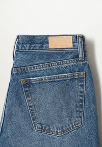 Mango - Relaxed fit jeans - medium blue - 7