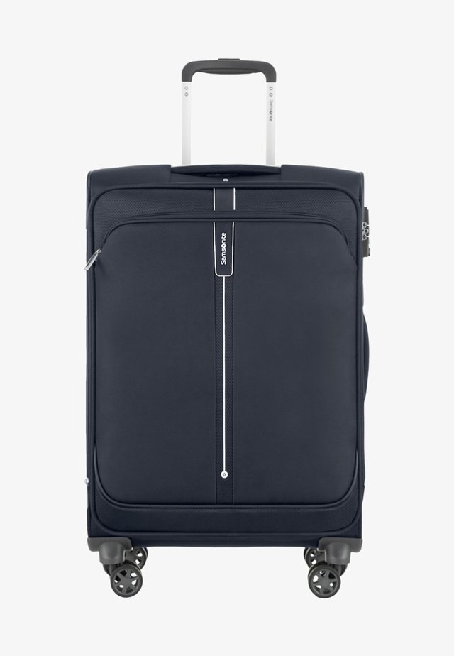 POPSODA  - Wheeled suitcase - dark blue