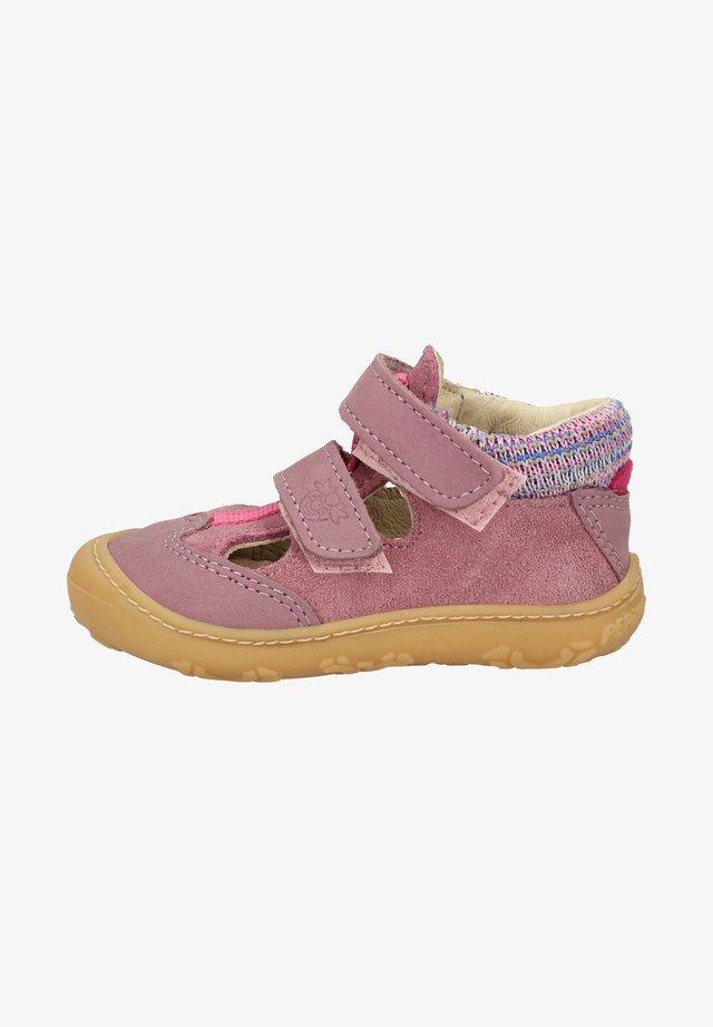 Chaussures à scratch - purple