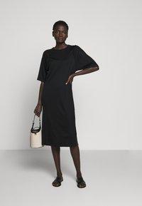 Filippa K - MIRA DRESS - Jersey dress - black - 1