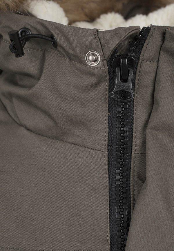 Urban Classics FIFFI - Kurtka zimowa - olive/oliwkowy Odzież Męska XHLQ