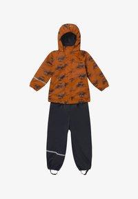 CeLaVi - RAINWEAR SET - Kalhoty do deště - pumpkin spice - 4