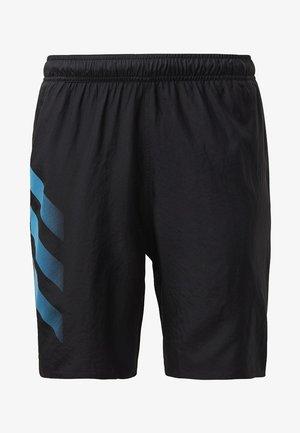 BOLD 3-STRIPES CLX SWIM SHORTS - Short de bain - black