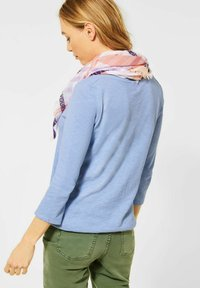 Cecil - Long sleeved top - blau - 1