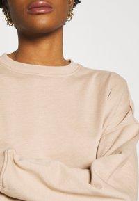 Missguided - BASIC  DRESS - Day dress - stone - 5