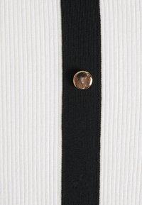 Missguided Tall - BUTTON THROUGH CARDI DRESS - Jumper dress - cream - 2