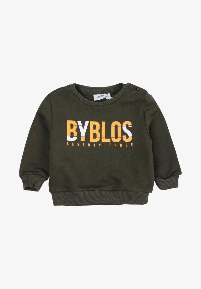 Sweater - verdebosco