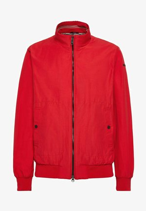 Light jacket - flame red