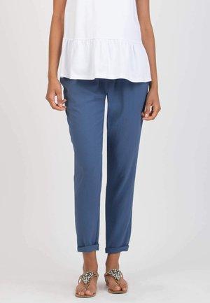 ELISA - Pantalones deportivos - denim
