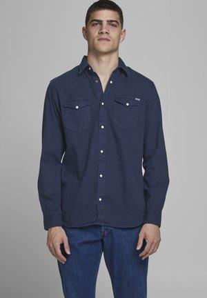 WESTERN  - Skjorta - navy blazer