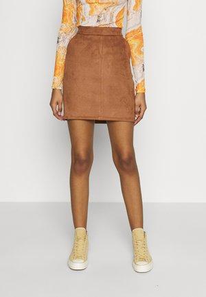 VIFADDY SKIR - A-line skirt - rawhide