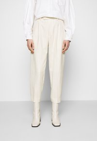 Hope - ALTA TROUSERS - Trousers - offwhite - 0