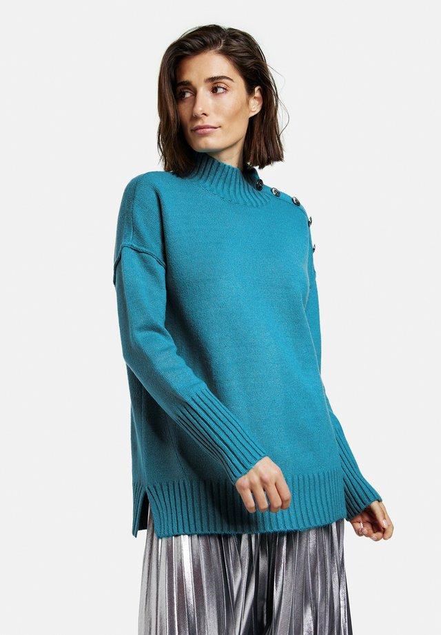Pullover - glacier blue